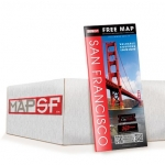 Order Cases of MAPSF Map San Francisco