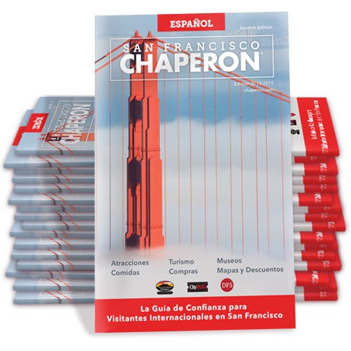 Chaperon Order 5 to 50 Copies