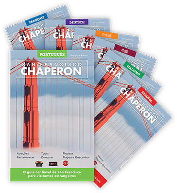 Chaperon Available in 8 Languages